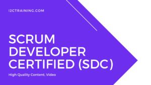 scrum developer Certified online-course-I2ctraining